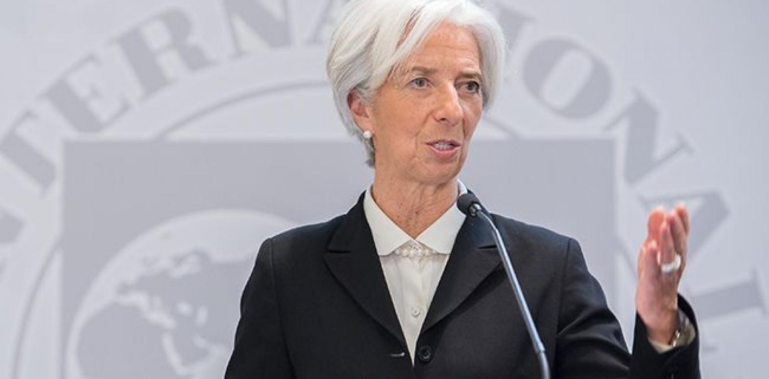 Лагард подаст заявление об отставке с поста главы МВФ, - Reuters