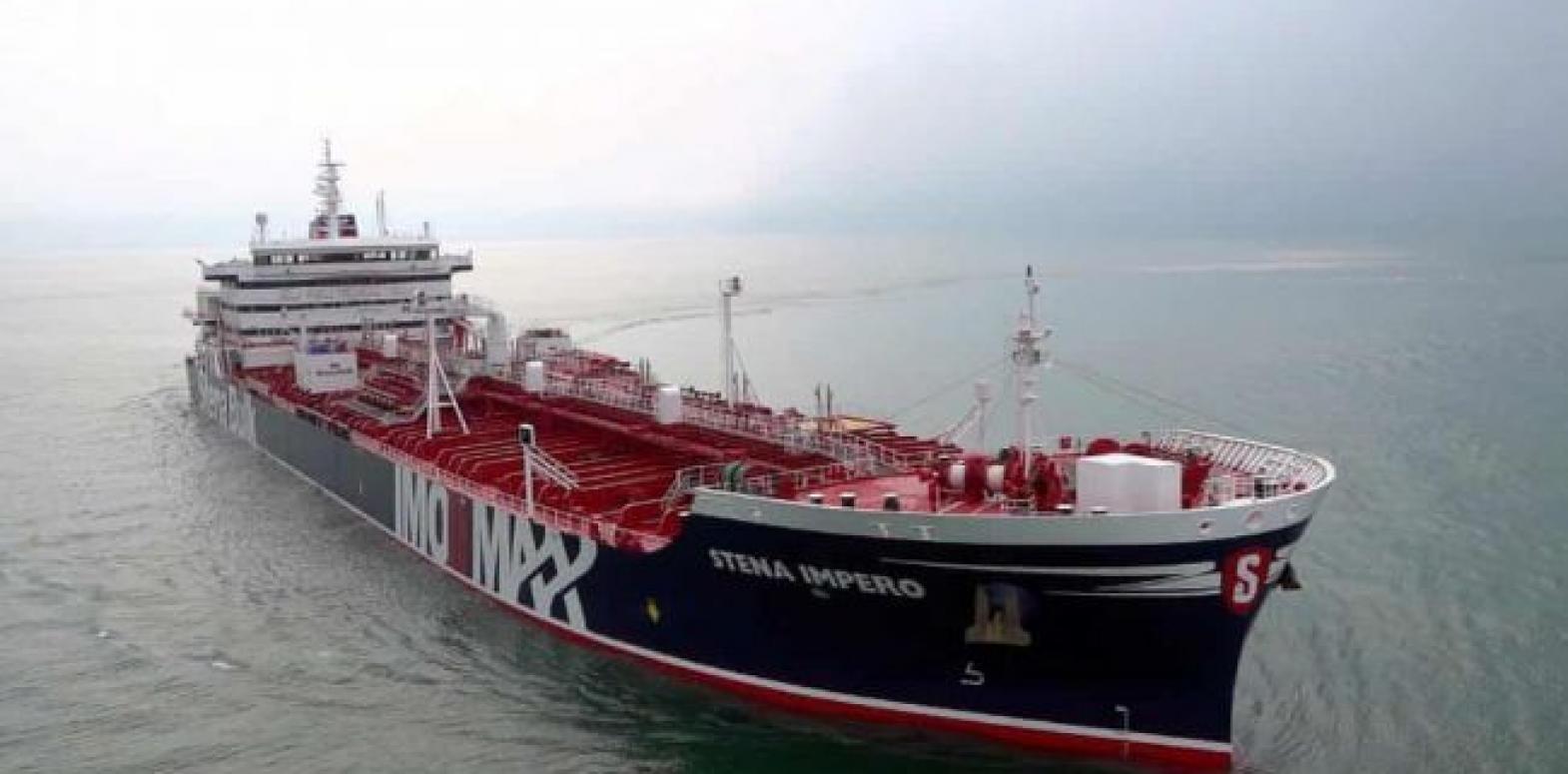 После задержания танкера Ираном цена нефти Brent начали расти