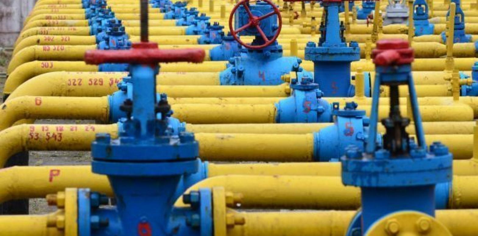 Украина резко увеличила закачку газа на зиму
