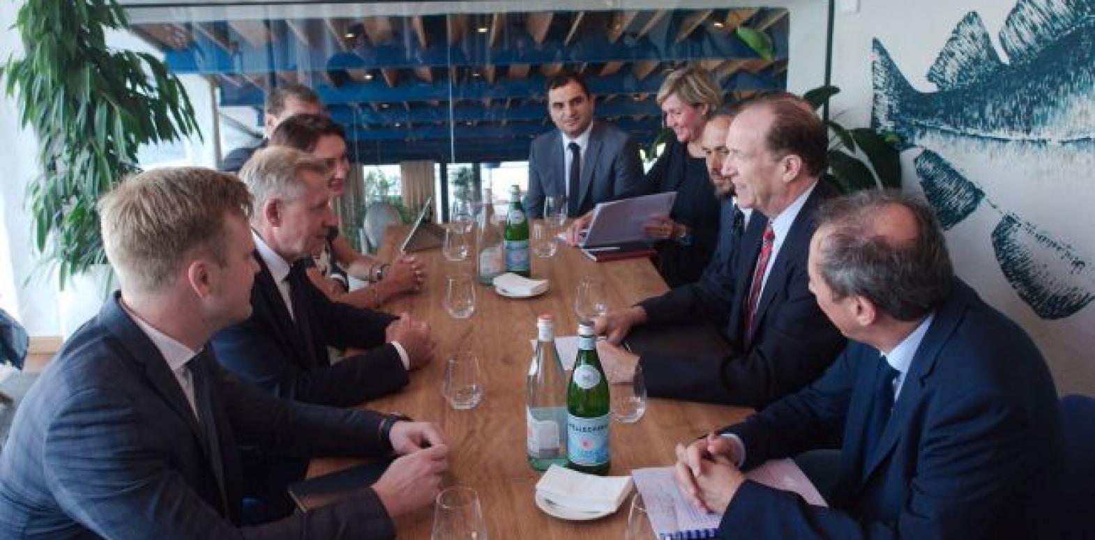 Глава Всемирного банка обсудил с руководством НБУ проблемные кредиты банков