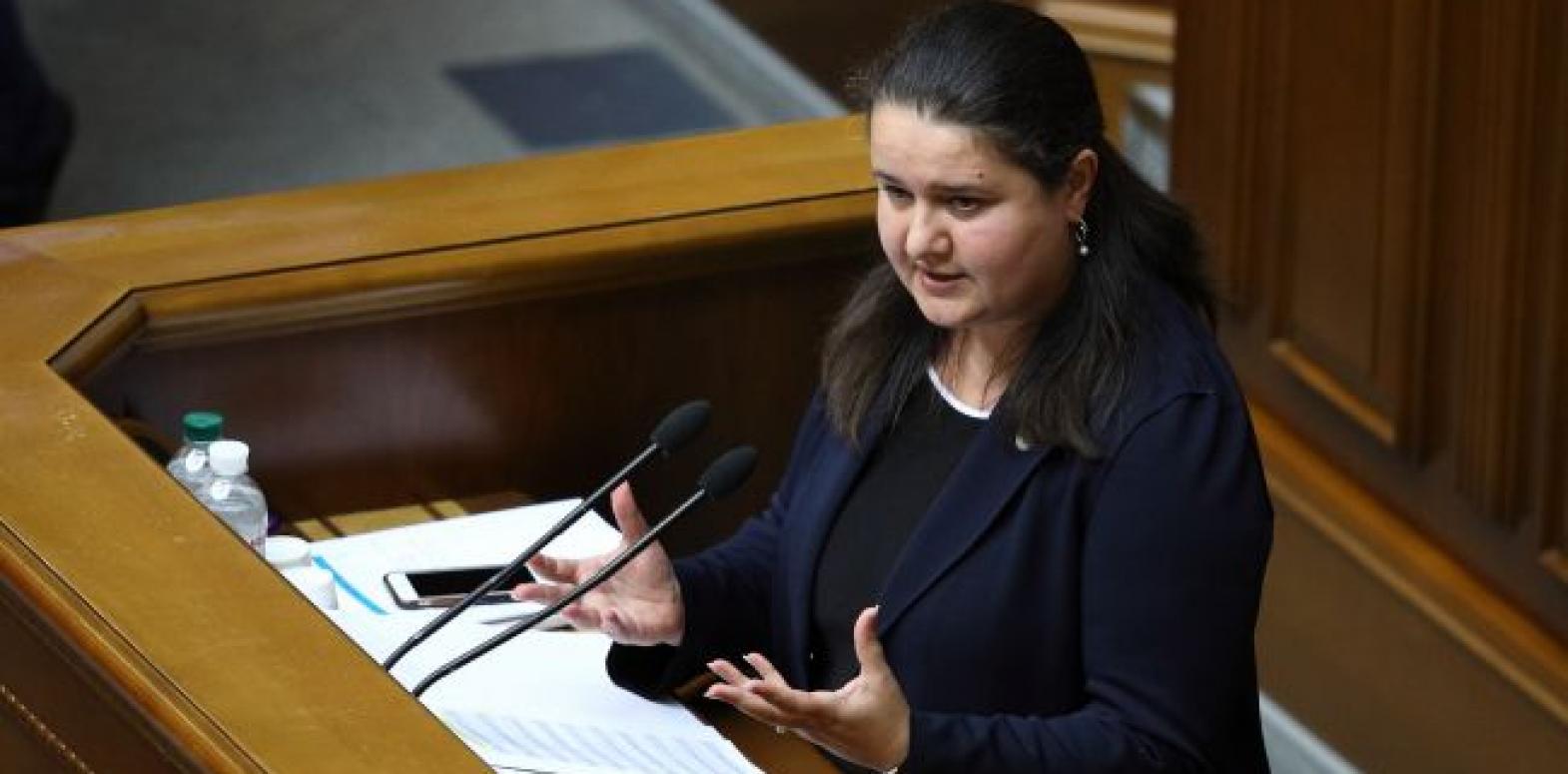 Маркарова прогнозирует решение проблемы госдолга за год-два