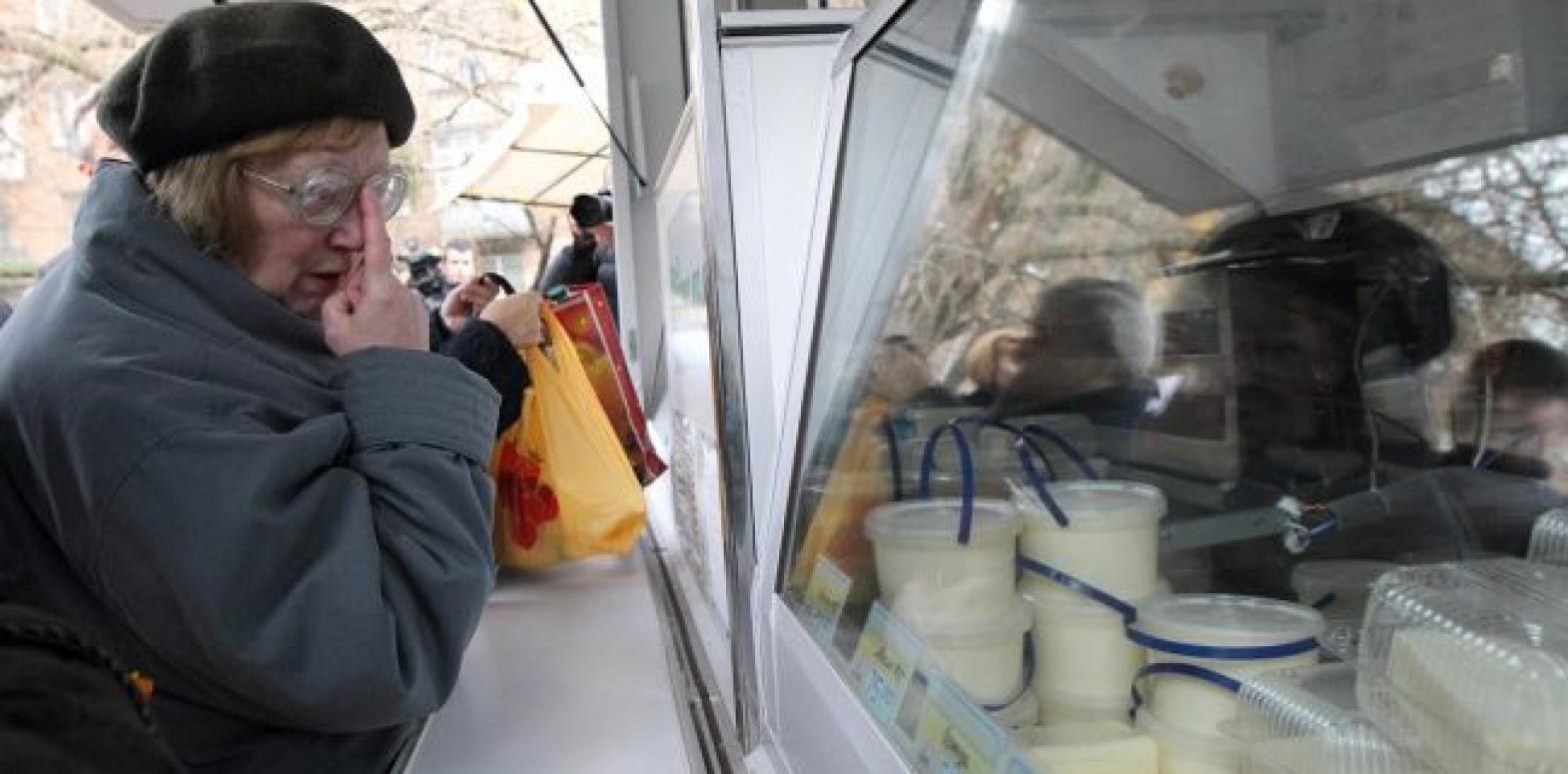 Госстат назвал долю расходов украинцев на различные продукты питания