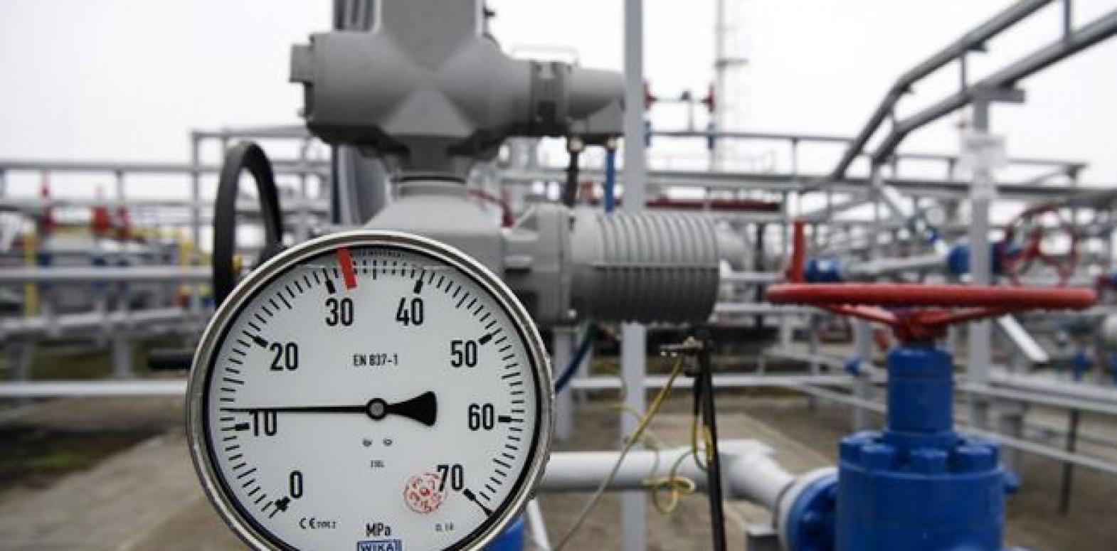 """""""Газпром"""" увеличил газовый транзит по территории Украины почти до максимума"""