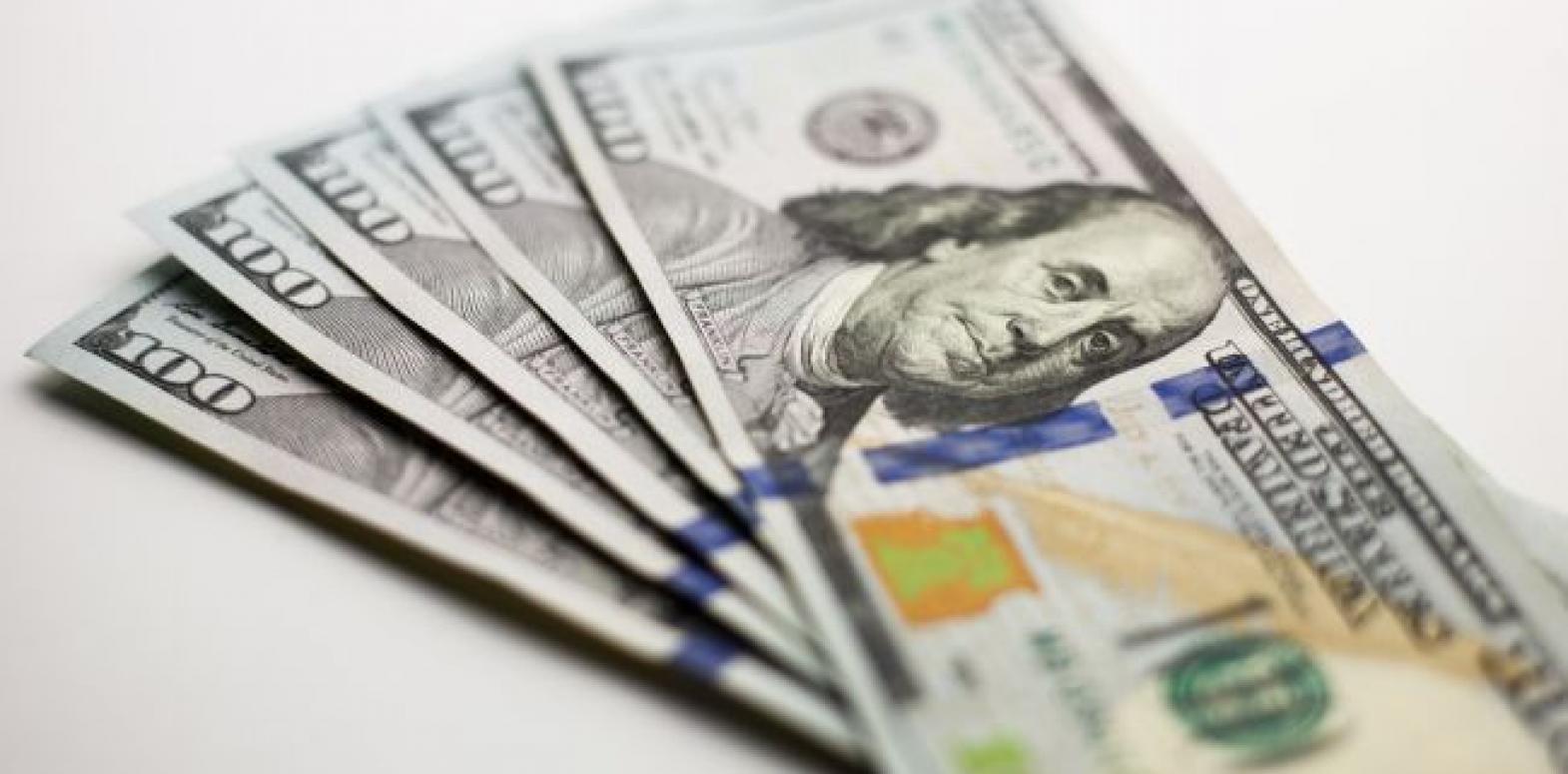НБУ поднял курс доллара до максимума в этом году