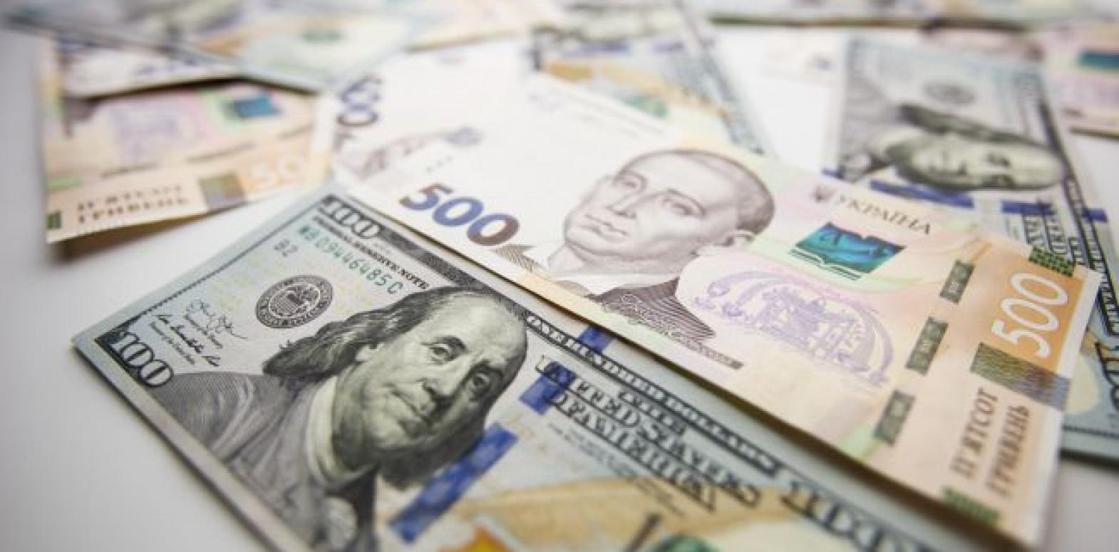 Межбанк открылся снижением курс доллара