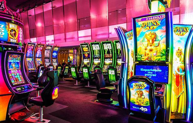 космолот игровые автоматы