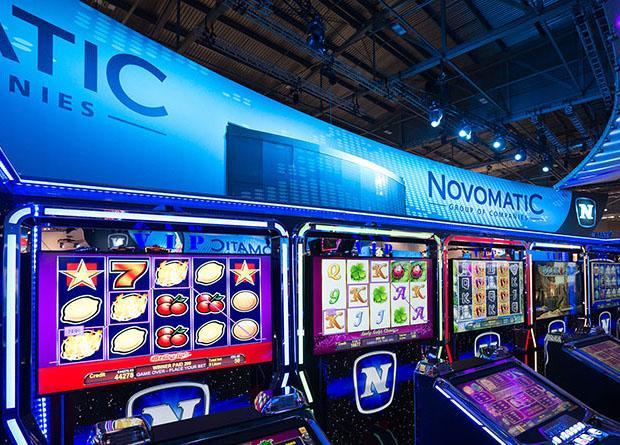 игровые автоматы Monoslot
