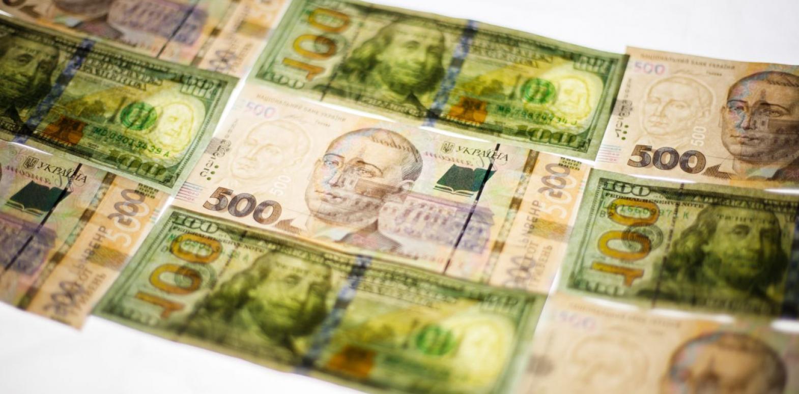Курс доллара на межбанке поднялся к психологическому уровню