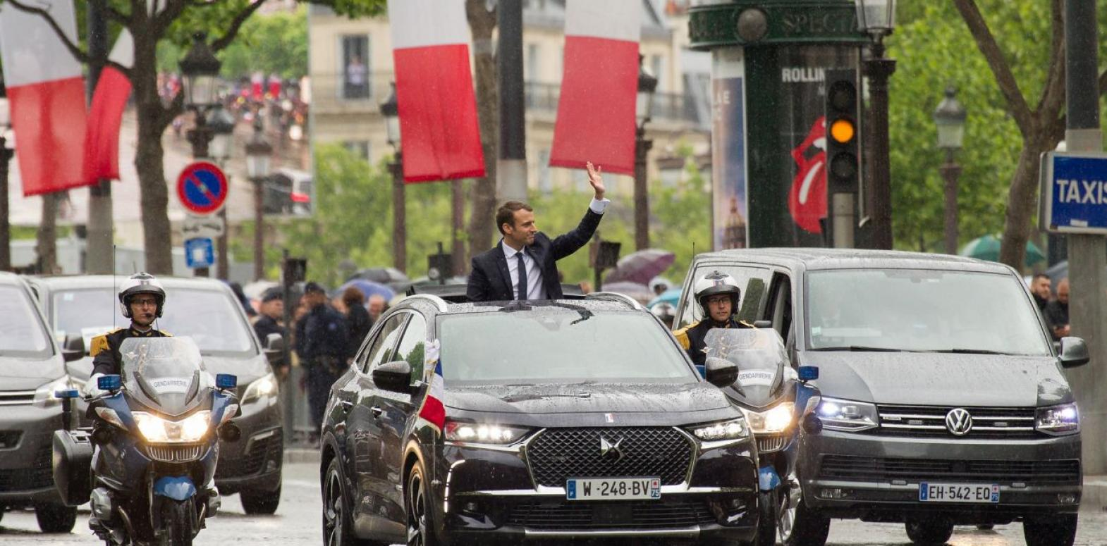 Франция намерена стать лидером по производству электромобилей в ЕС