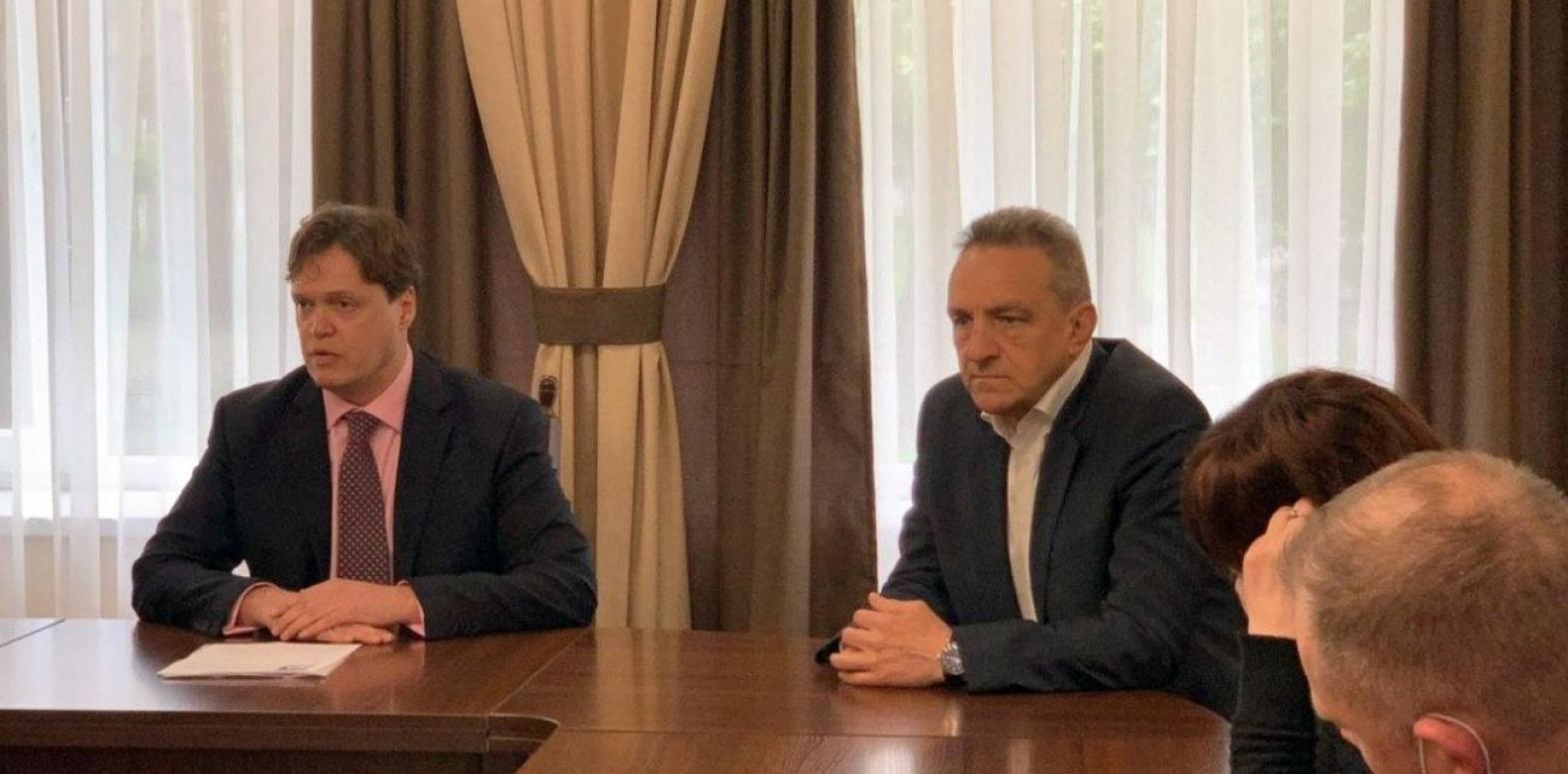 """Потребовалось три месяца: Фонд госимущества сменил директора """"Центрэнерго"""""""