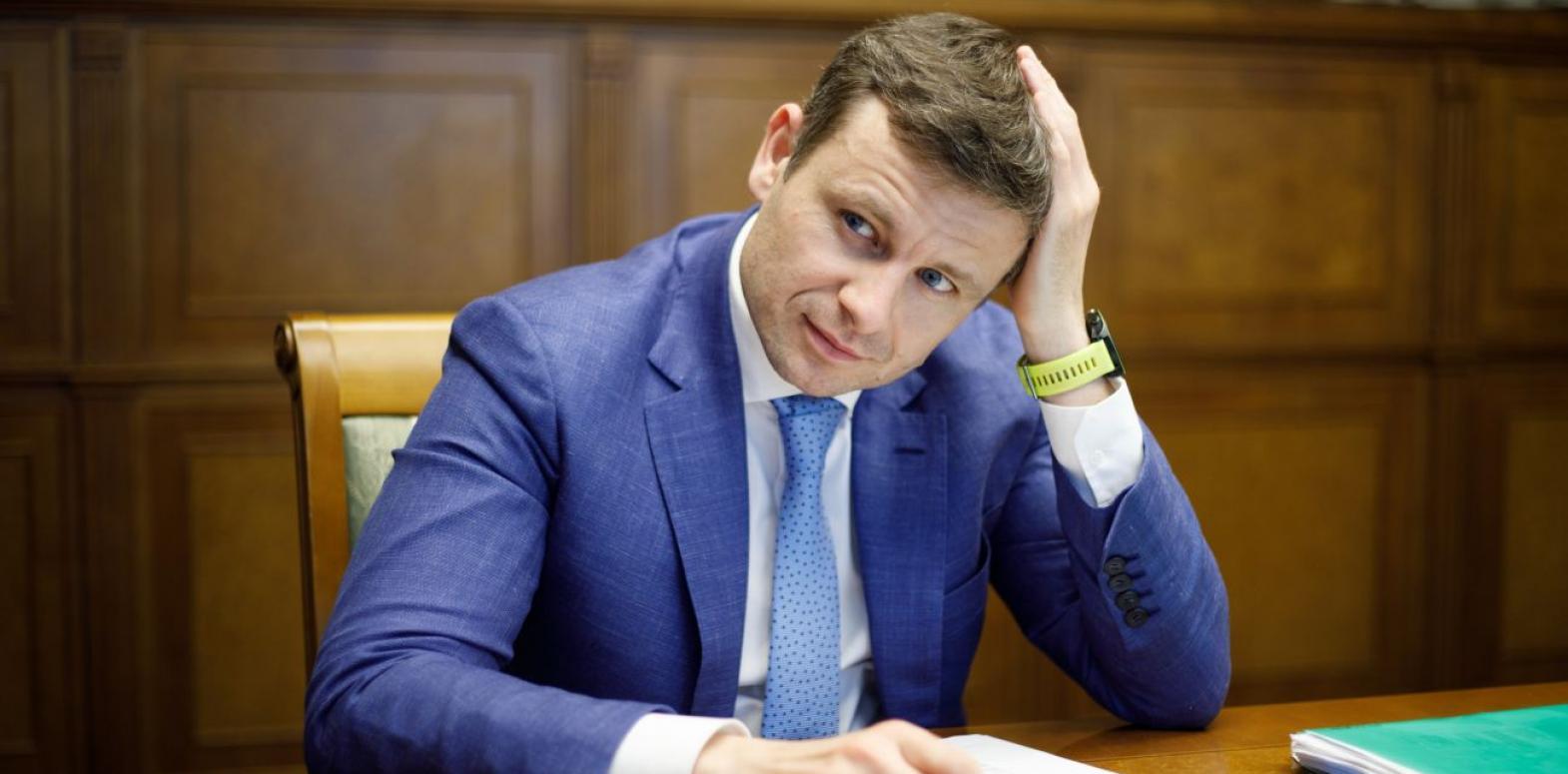Марченко не исключает предоставления госгарантий частным компаниям