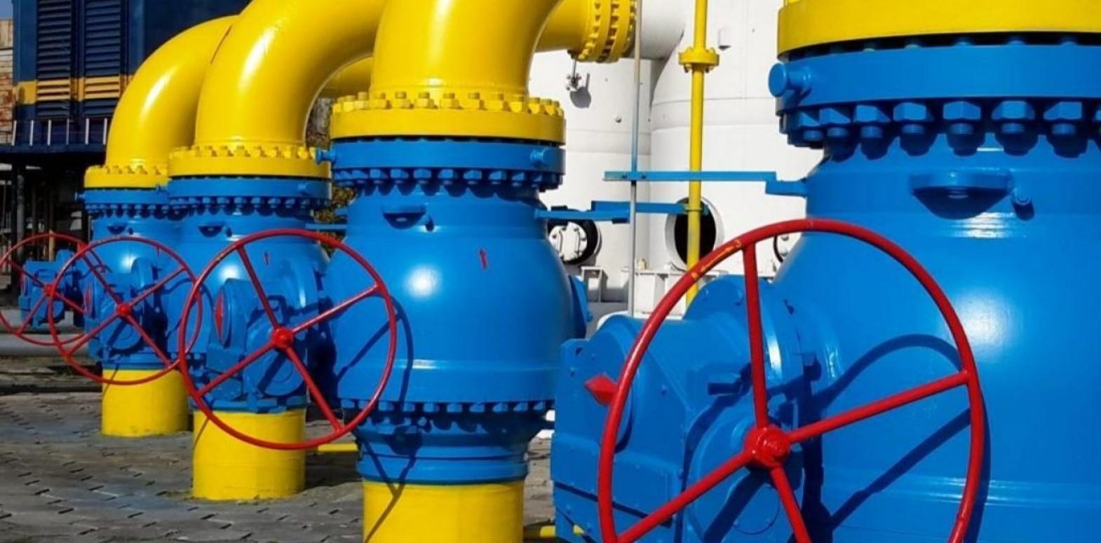 Транзит газа по территории Украины сократился почти вдвое