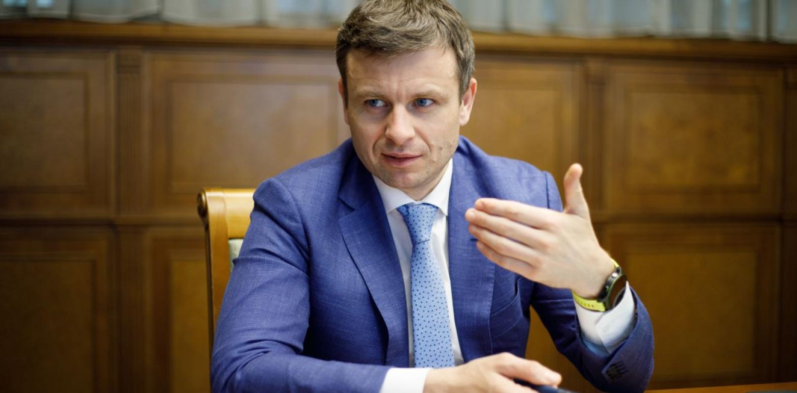 Министр финансов Украины пока не видит конца кризиса