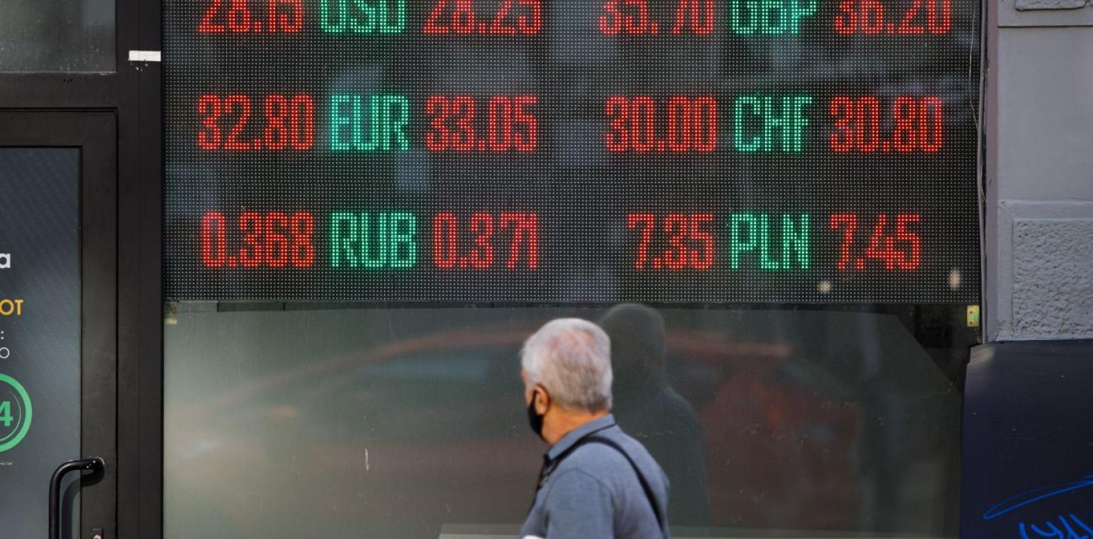 Ситуация на межбанке: спрос и предложение валюты сбалансировались