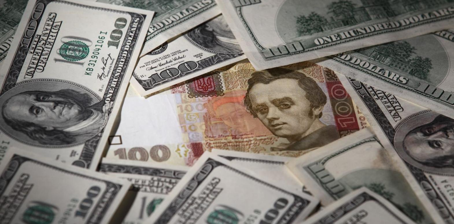 Курс доллара на межбанке поднялся до уровня 28 гривен
