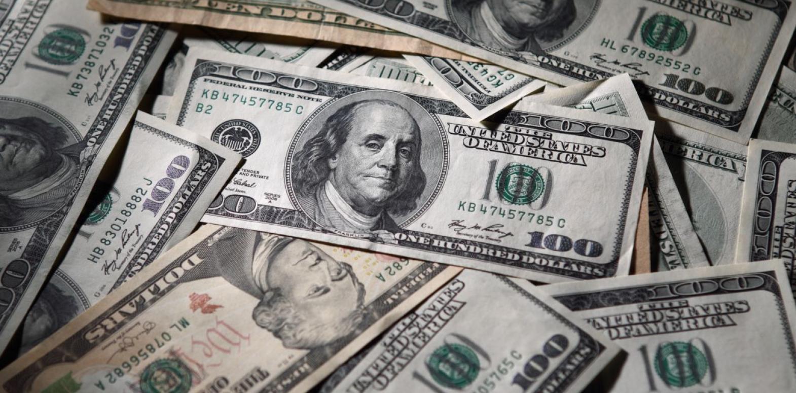 Курс доллара впервые за месяц вырос до 28 гривен