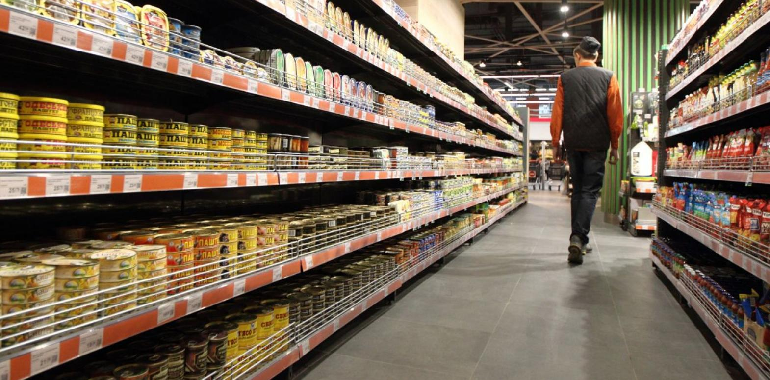 Мировые цены на продовольствие за год выросли на 30%