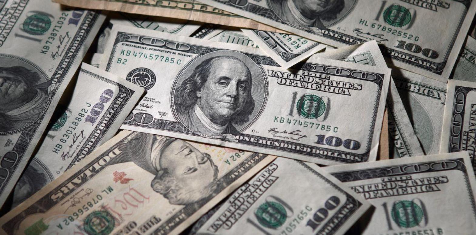 Курс доллара продолжил снижение на межбанке в начале недели