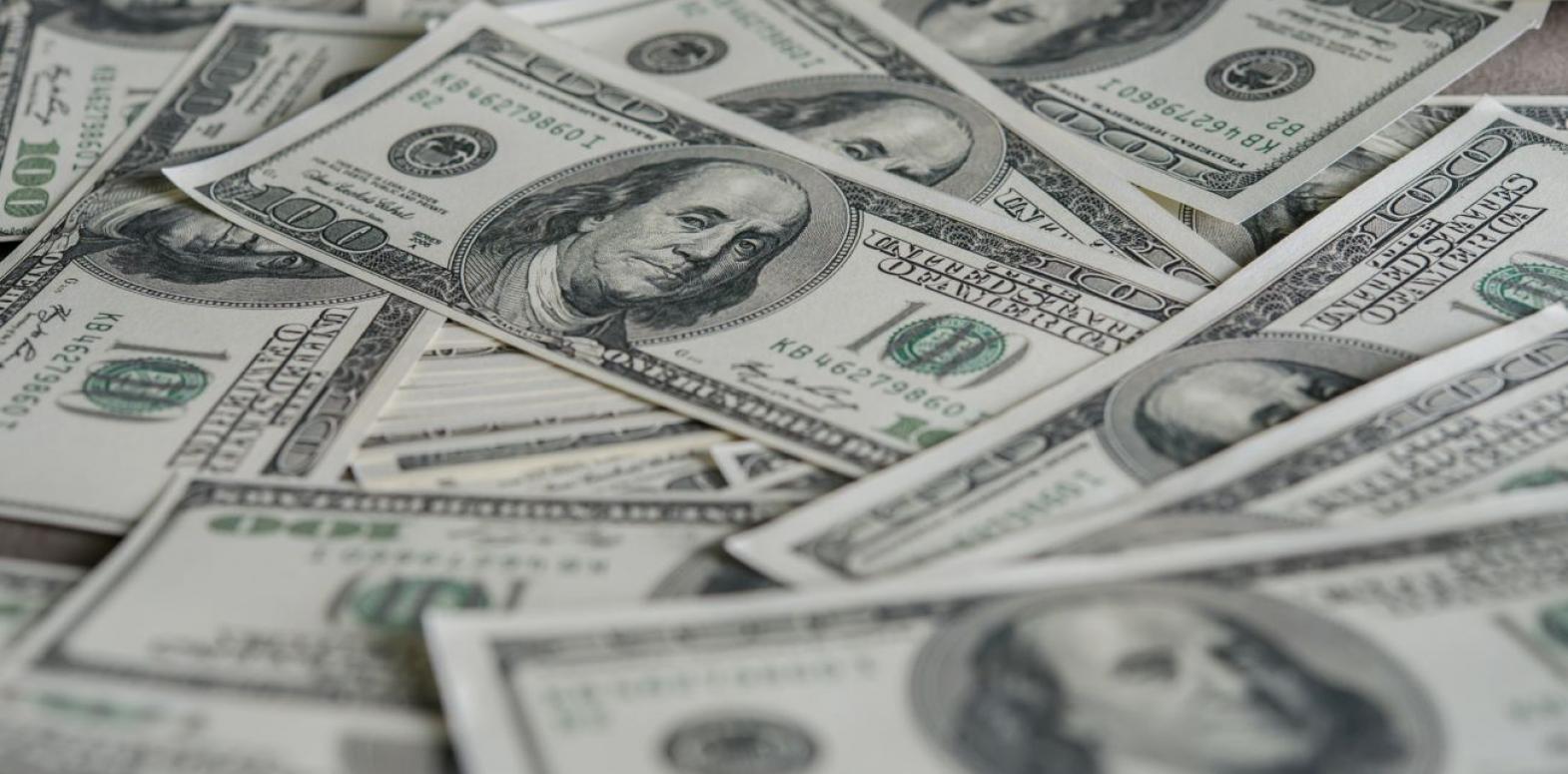Курс доллара на межбанке резко вырос в конце недели