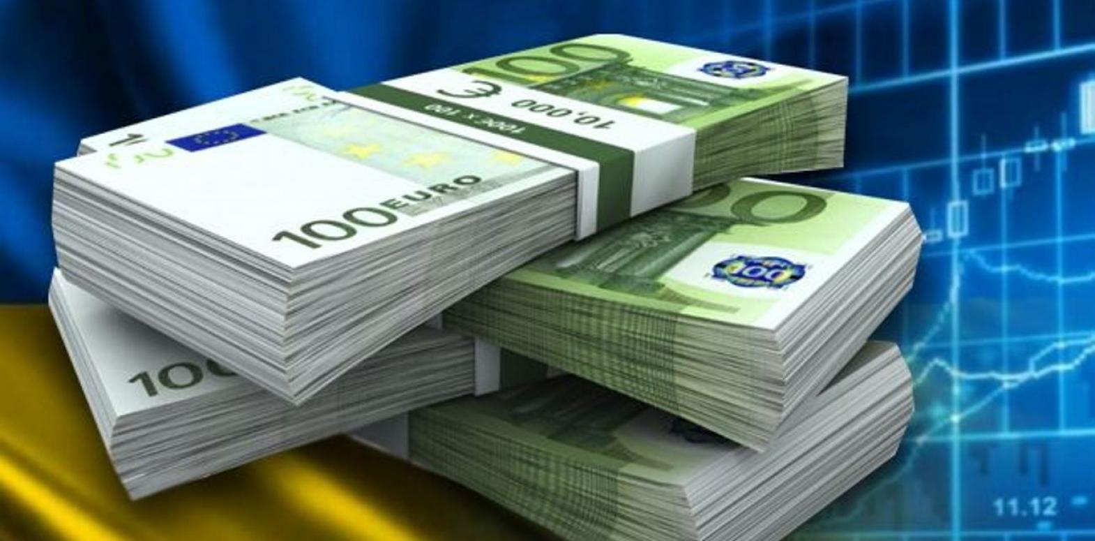 Валовой внешний долг Украины сократился почти на 3 млрд долларов