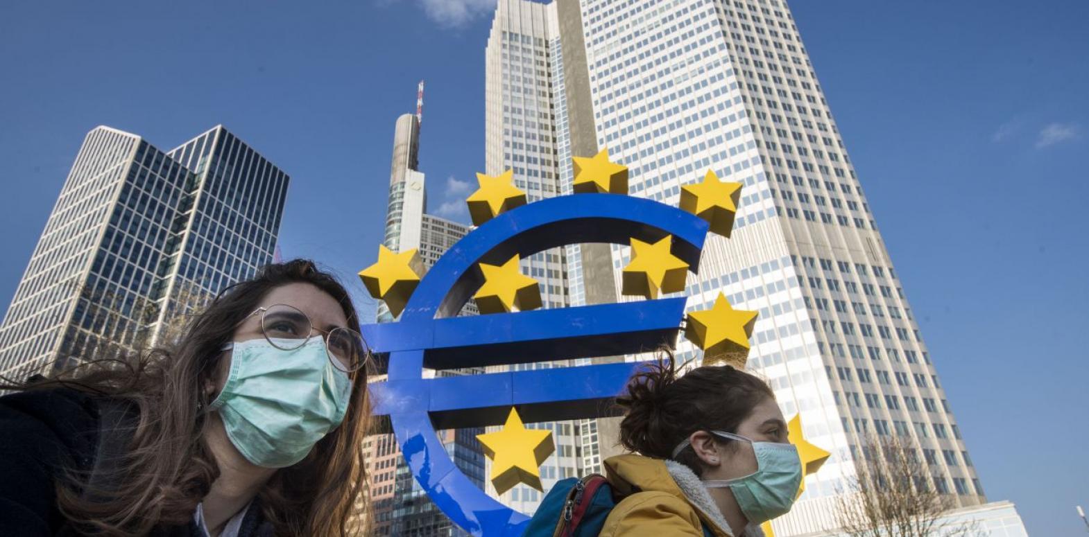 Экономика еврозоны возобновила рост, но пока не вышла на пандемический уровень