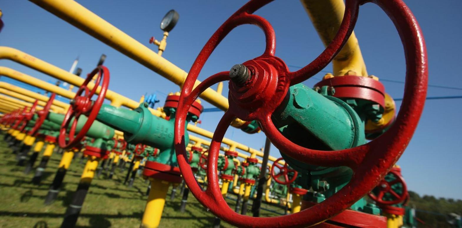 Запасы газа в ПХГ Украины достигли планового уровня для начала отопительного сезона