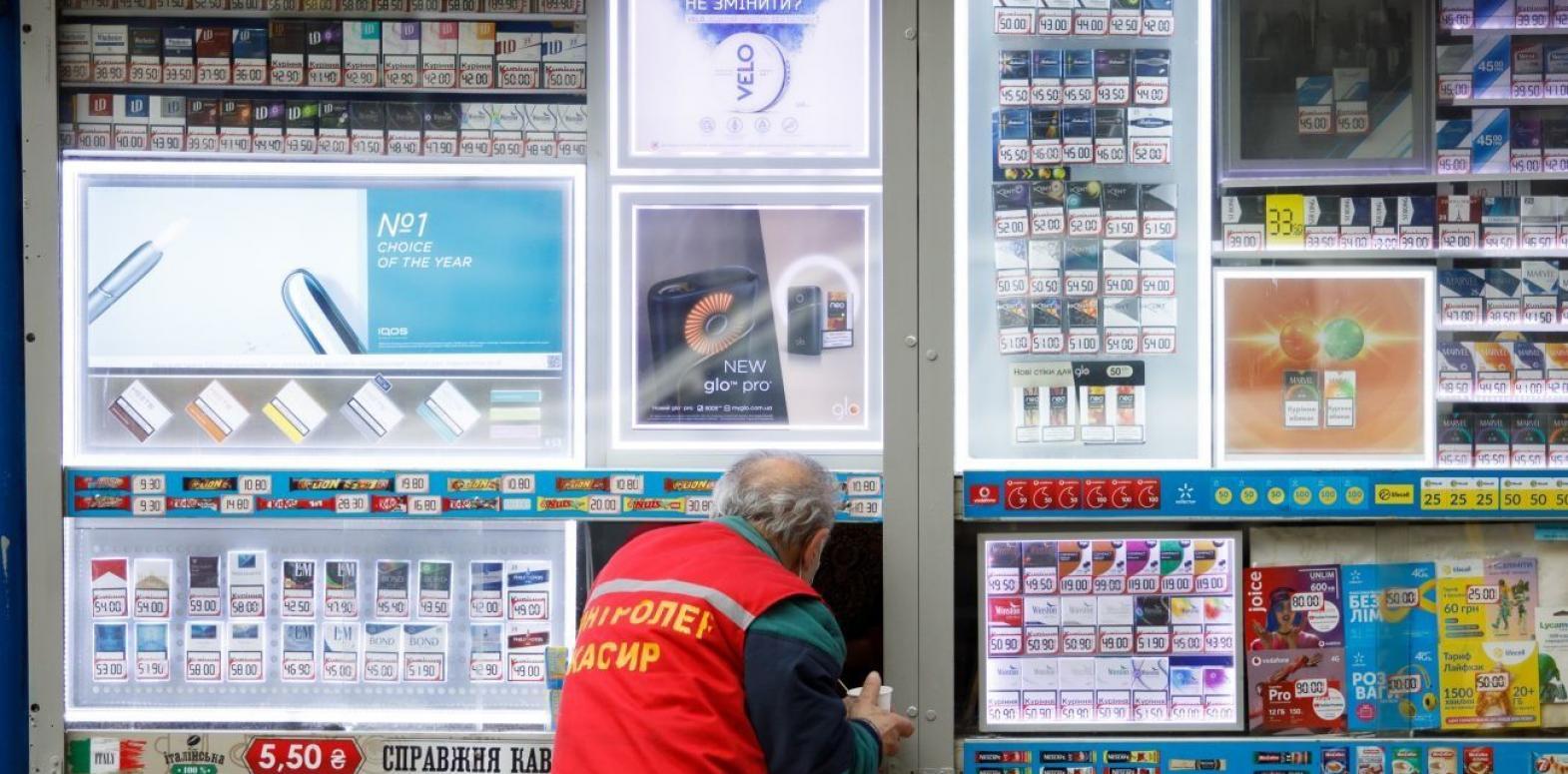 Винниковская табачная фабрика производит 62% нелегальных сигарет, - исследование