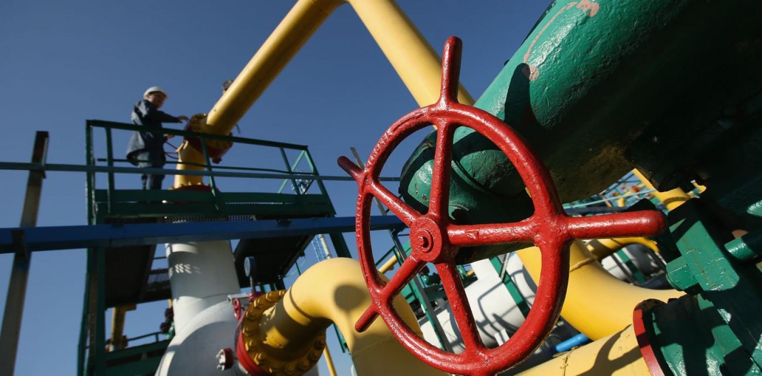 Цены на газ в Европе упали на 10% после рекордного роста